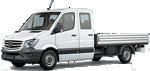 3.5T Drop Side Vans