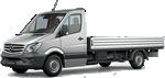 7.5T Drop Side Vans