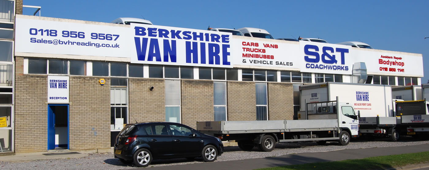 Berkshire Van Hire HQ
