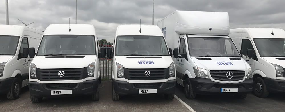 Commerical Van Hire