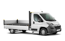 Dropside van hire Reading Berkshire