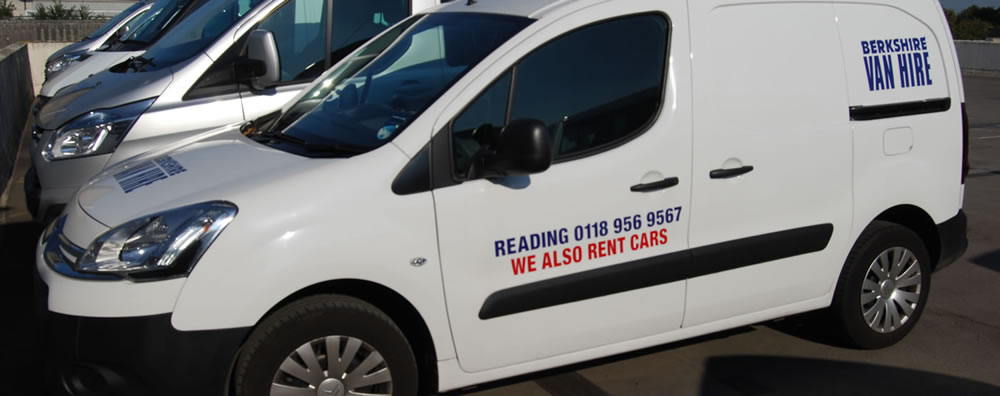 Truck Hire Reading