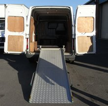 Van Ramps Hire