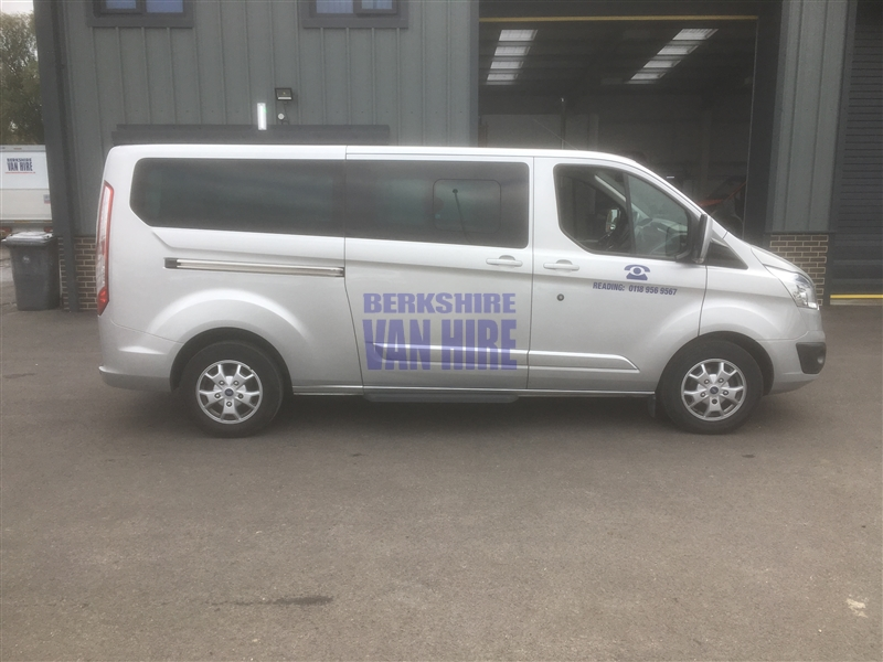 9_SEAT_TOURNEO Hire Costs