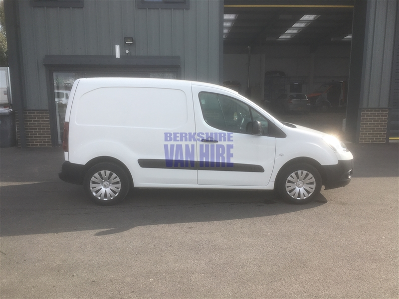 Berlingo_625_LX_L1_HDI Hire Costs