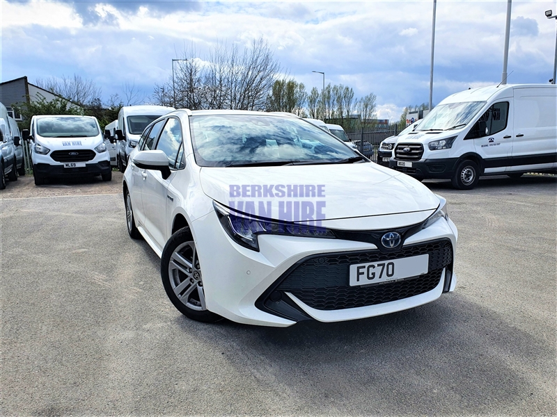 Corolla_Hybrid Hire Costs