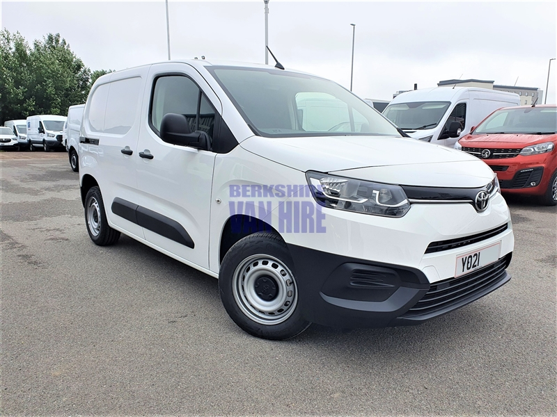 Toyota_Proace_City Hire Costs