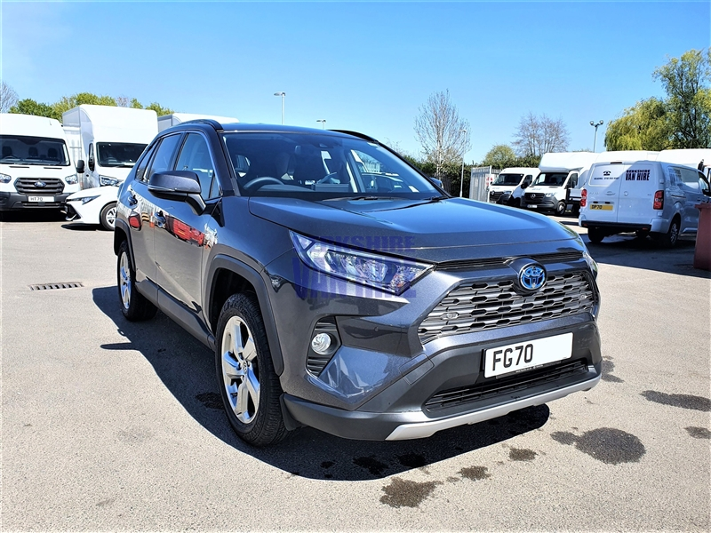 RAV4_Hybrid Hire Costs