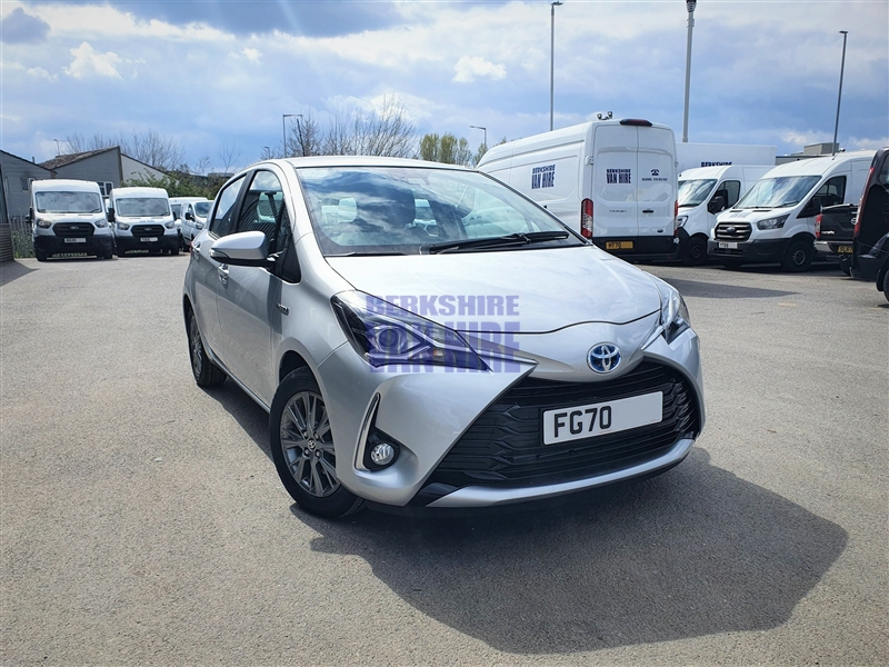 YARIS_HYBRID Hire Costs