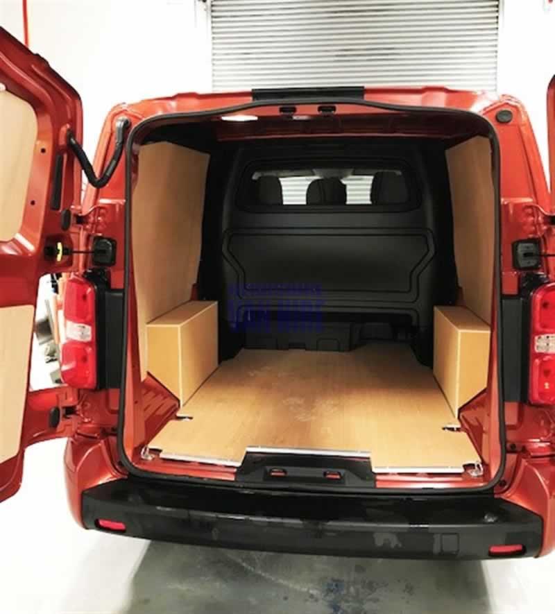 Berkshire Van Hire Vehicles