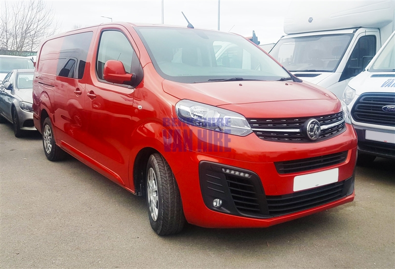 Vivaro_crew_cab Hire Costs