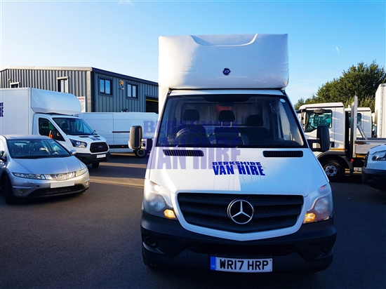 Mercedes Sprinter Luton T/L 314CDI Euro 6 For Sale